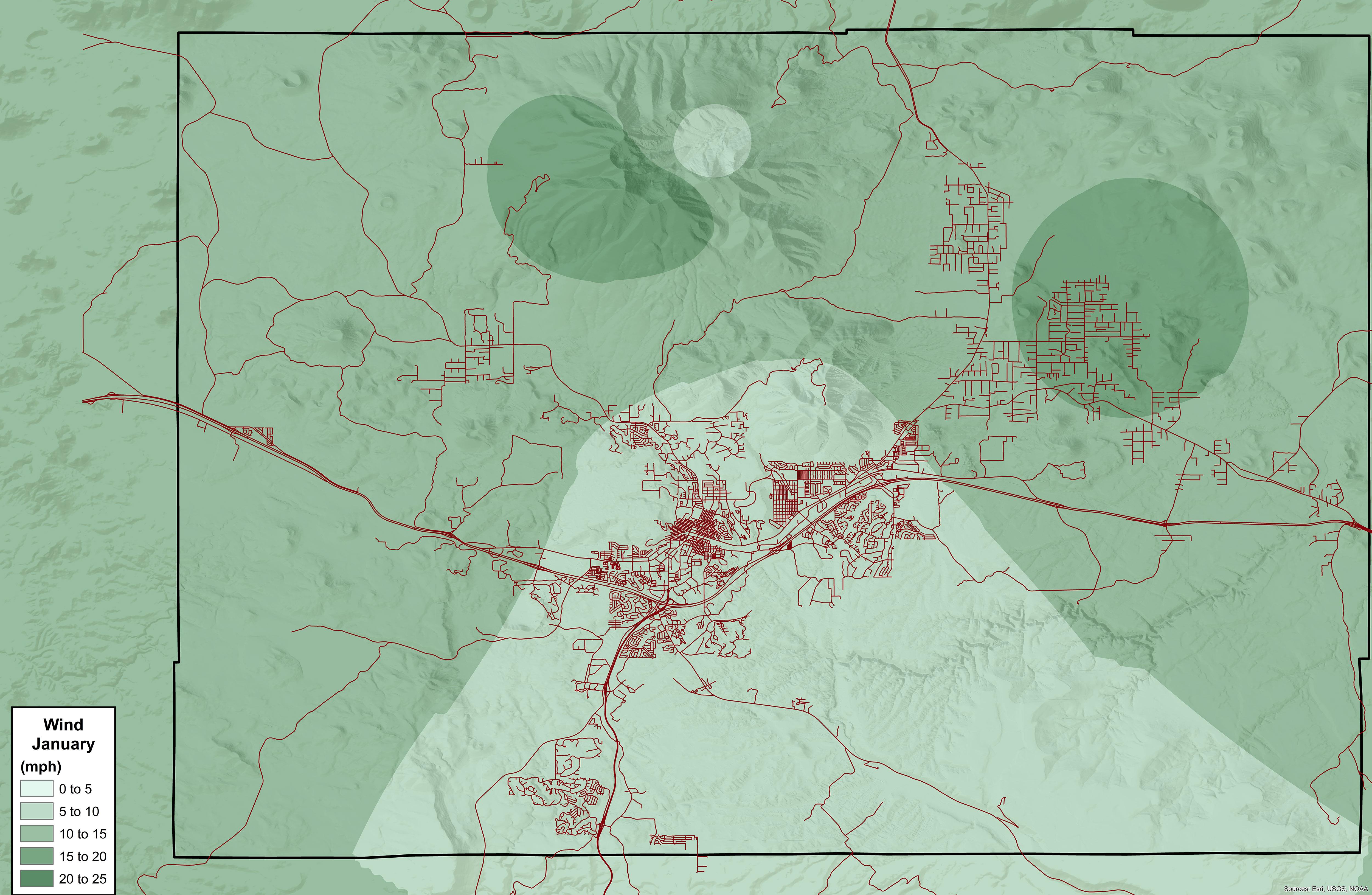 Flagstaff area wind maps garden in flagstaff january publicscrutiny Images